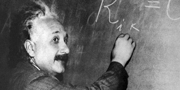 Dans sa théorie de la relativité, le physicien a établi que la vitesse de la lumière est toujours la même. Sauf que...