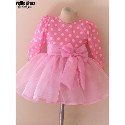 Vestido Disfraz Minnie Mouse - $ 1.499,00