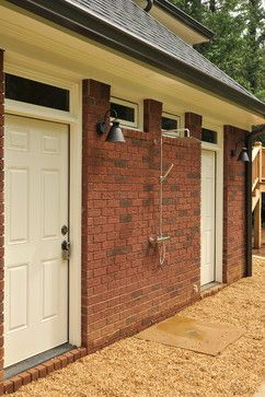 Outdoor Shower Design Ideas Pictures Remodel And Decor