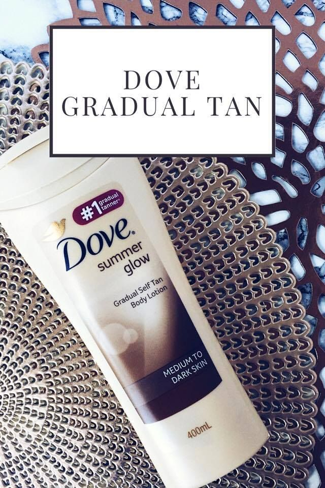 Dove Summer Glow is a nourishing lotion with subtle self-tanners that hydrates the skin whilst gradually enhancing your natural skin colour.