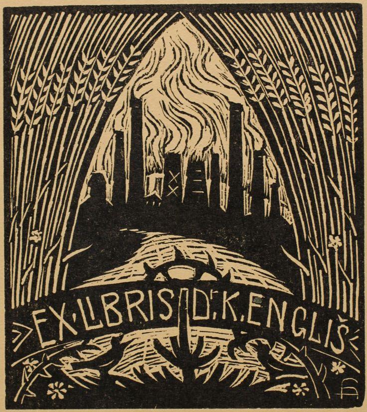 Arnost Hrabal, Art-exlibris.net