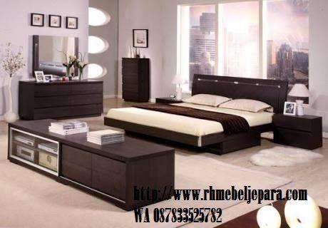 set tempat tidur minimalis - roy mebel