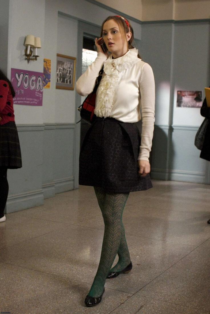 Blair at school