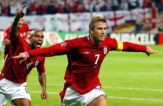 http://wp.me/p1Gd3P-1ED    Icon, celebrity, legend, superstar, ambassador. No one can bend it like Beckham. And no-one has given back so much to the beautiful game.