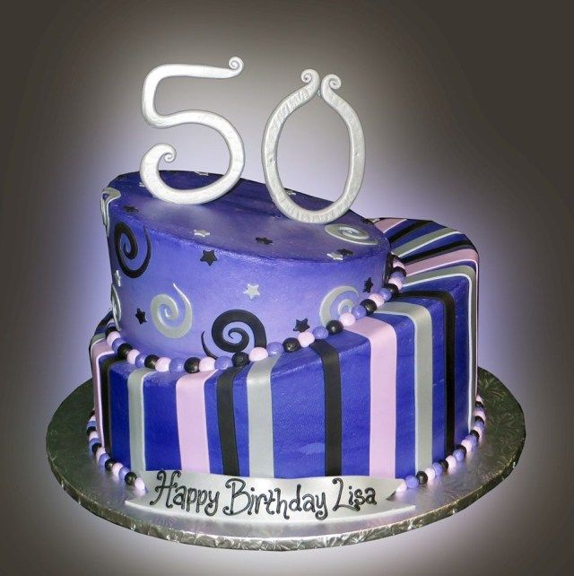 Outstanding 30 Marvelous Photo Of Specialty Birthday Cakes 50Th Birthday Personalised Birthday Cards Sponlily Jamesorg