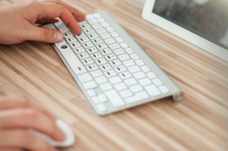 mustache on keyboard by Keyshorts. Make your laptop stylish ;)