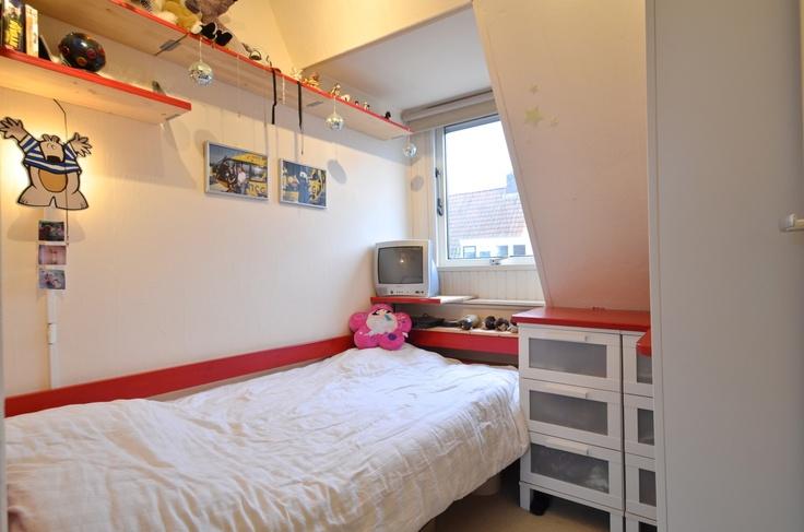 knusse kleine slaapkamer