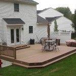 ground level decks | How To Build A Ground Level Deck
