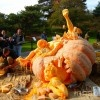 PHOTOS: Ray Villafane Carves the World's Largest Pumpkin into an Intricate Spine-Tingling Sculpture Ray Villafane Carves World's Largest Pumpkin – Inhabitat New York City