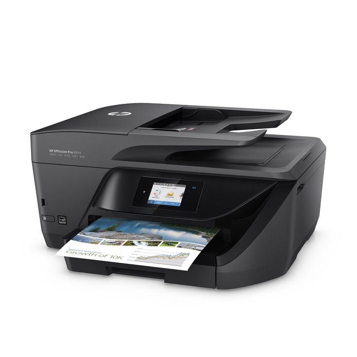 HP OfficeJet 7510 Imprimante Multifonction A3 Jet d'encre. #imprimante #imprimantebureau #imprimantejetdencre #imprimanteHP