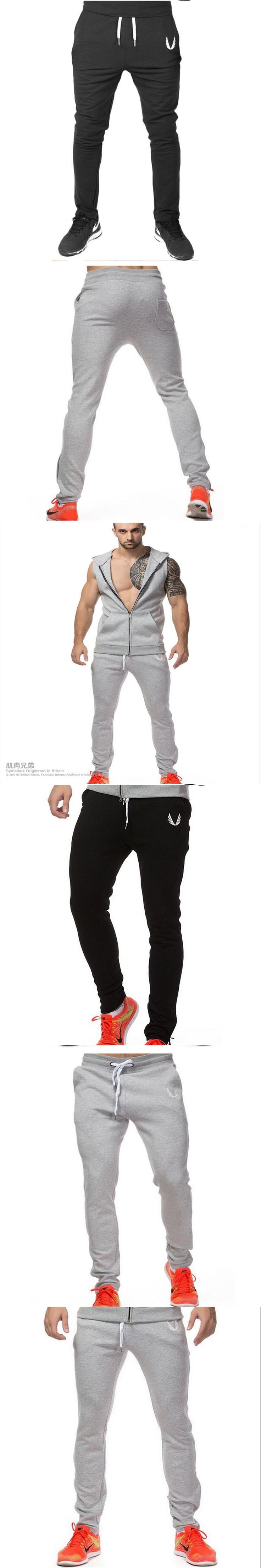 New good men walking pants and casual elastic thin male trousers, warm winter pants in 2016