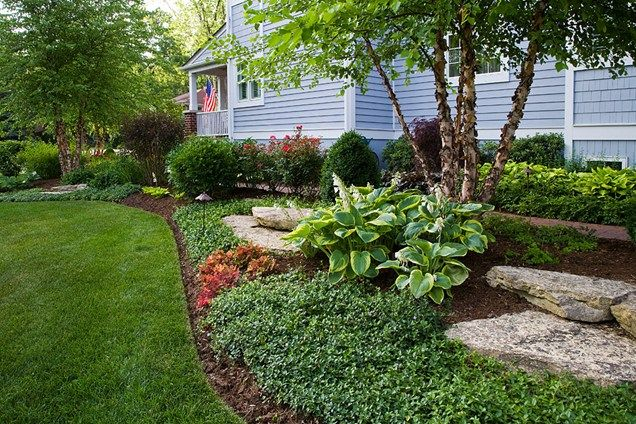 79 best images about front yard landscaping ideas on for Landscape design chicago