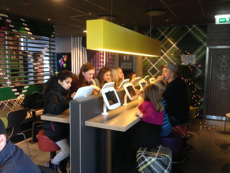McDonald's Haderslev, Denmark.