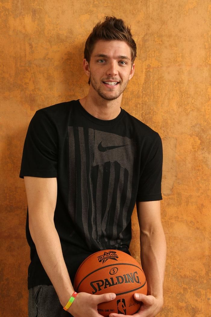 NBA All-Star 2013 Portraits - Chandler Parsons