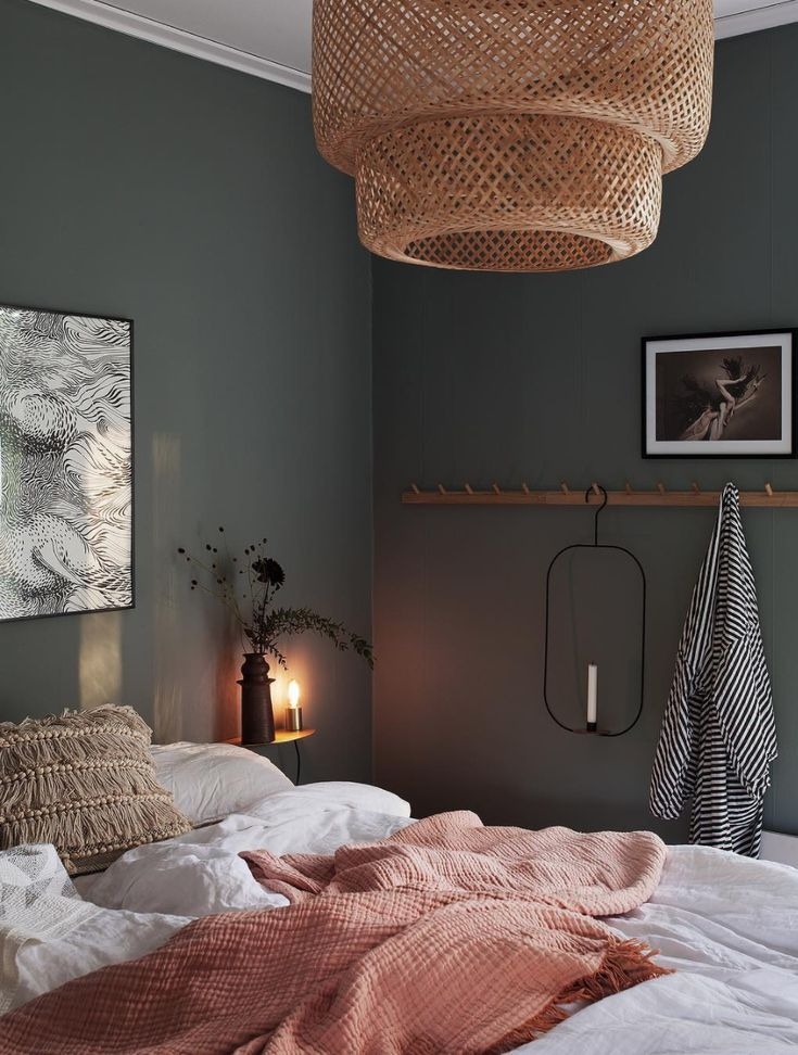 How To Decorate Your Room According To Your Neo-Bohemian Personality.  With a gypsy and hippie vibe, the bohemian style will turn your room into a col…