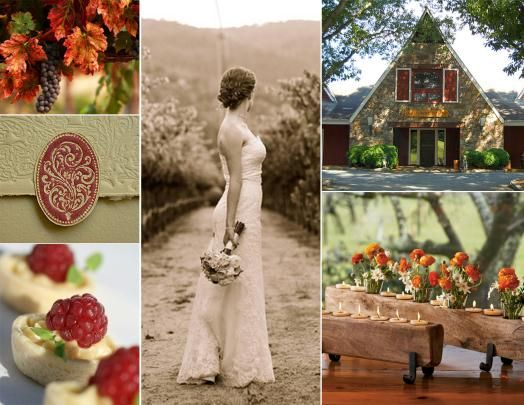 Vineyard Wedding Theme | Wine Wedding Theme | Vineyard Wedding Ideas