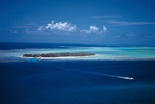 Heron Island Resort lies on the Tropic of Capricorn, 72 kilometres off the Queensland coast NE of Gladstone.