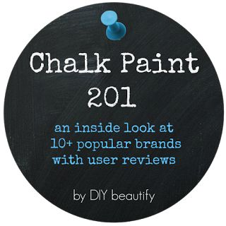 Chalk paint 201 - User Experience and Brand Reviews