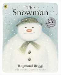 The snowman 35th anniversary edition PB