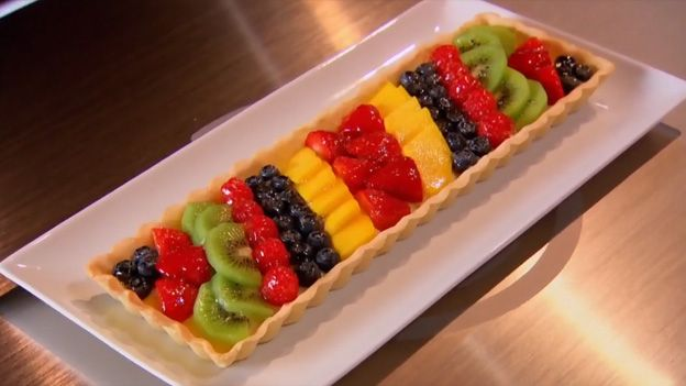 MasterChef Canada - French Fruit Tart