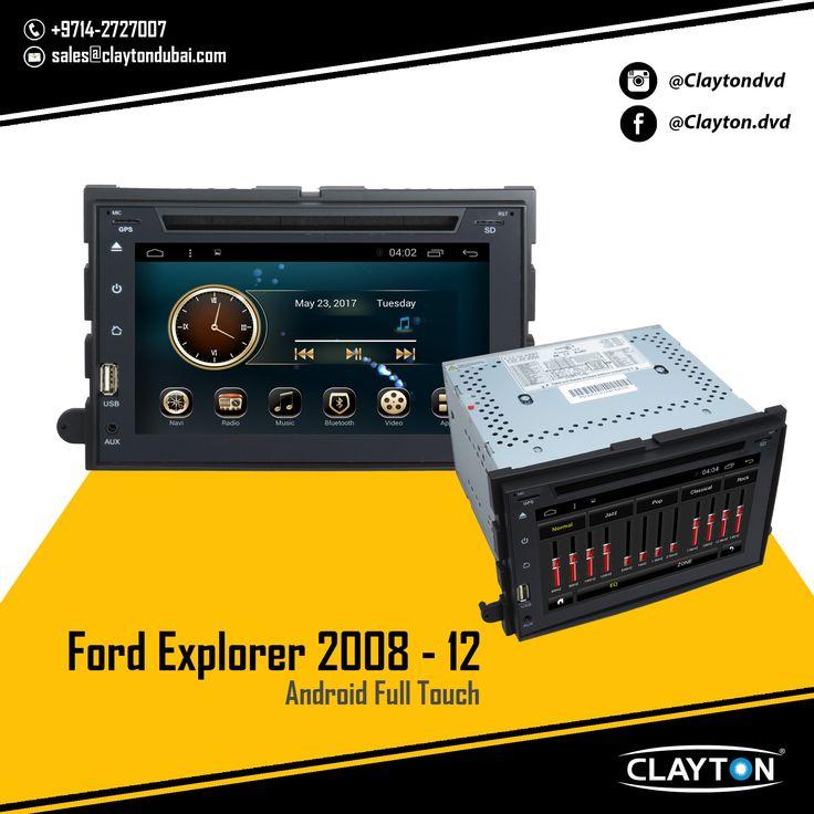 http://www.claytondubai.com/android-fta/ford-fta/ Ford Explorer 2008 – 12 Android Full Touch #ford #explorer #android #full #Touch #navigation #gps #cargps #carnavi #dubai #clayton #car #uae #cardvd #dvds #cardvds