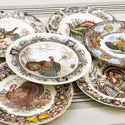 Turkey transfer ware- & 224 best Letu0027s Talk Turkey images on Pinterest | Turkey plates ...