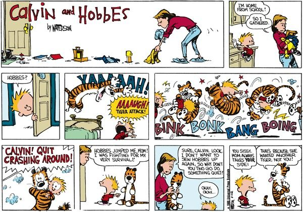 Calvin and Hobbes (scheduled via http://www.tailwindapp.com?utm_source=pinterest&utm_medium=twpin&utm_content=post1191885&utm_campaign=scheduler_attribution)