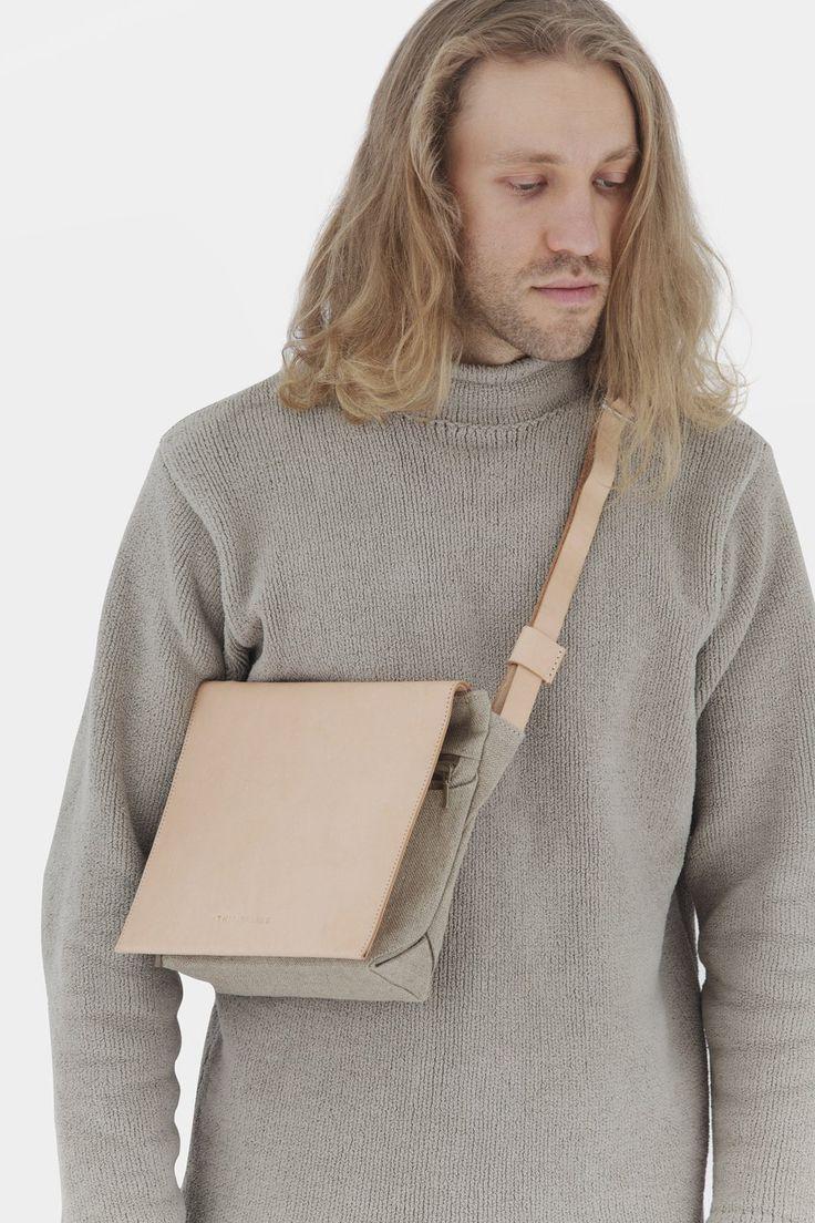 Tactical Bag Raw Natural