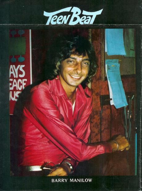 130 best barry manilow images on pinterest barry manilow vintage barry manilow 1970s pin up from teen beat magazine bookmarktalkfo Image collections