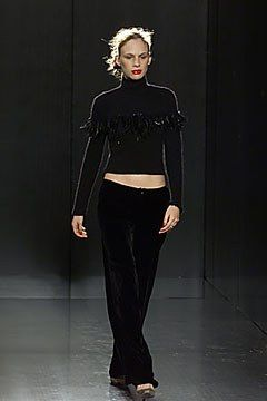Elspeth Gibson Fall 2000 Ready-to-Wear Fashion Show Collection