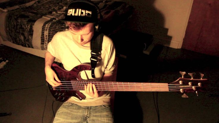 Dpat - Touch - Cover on electric bass by Ben Tunnicliffe,originally from Blurry EP.