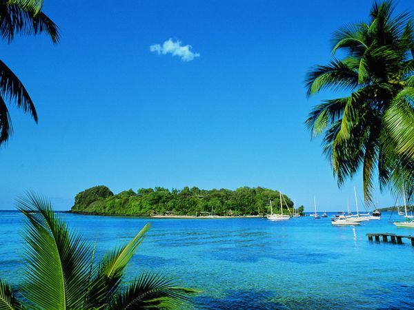 Young Island Resort, St. Vincent and the Grenadines
