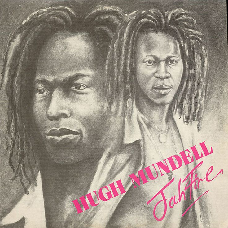 Hugh Mundell - Jah Fire (1980)