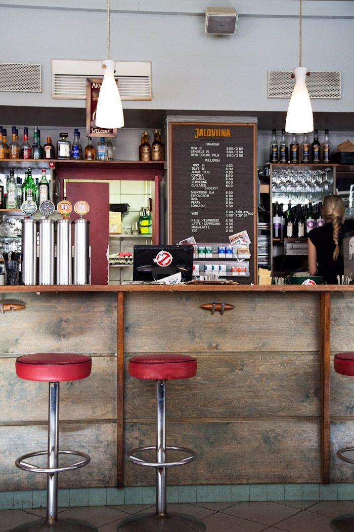 Helsinki Cafe Bar no 9