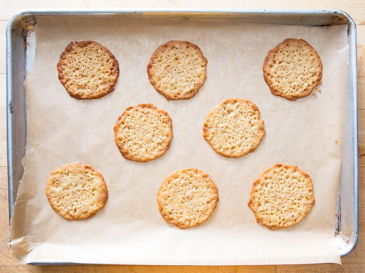 Lacy, Crisp, and Chewy Ricotta Cookies Are the Mistake of a Lifetime | If you'd like a delicious disaster of your own, the first step is to brown some butter.