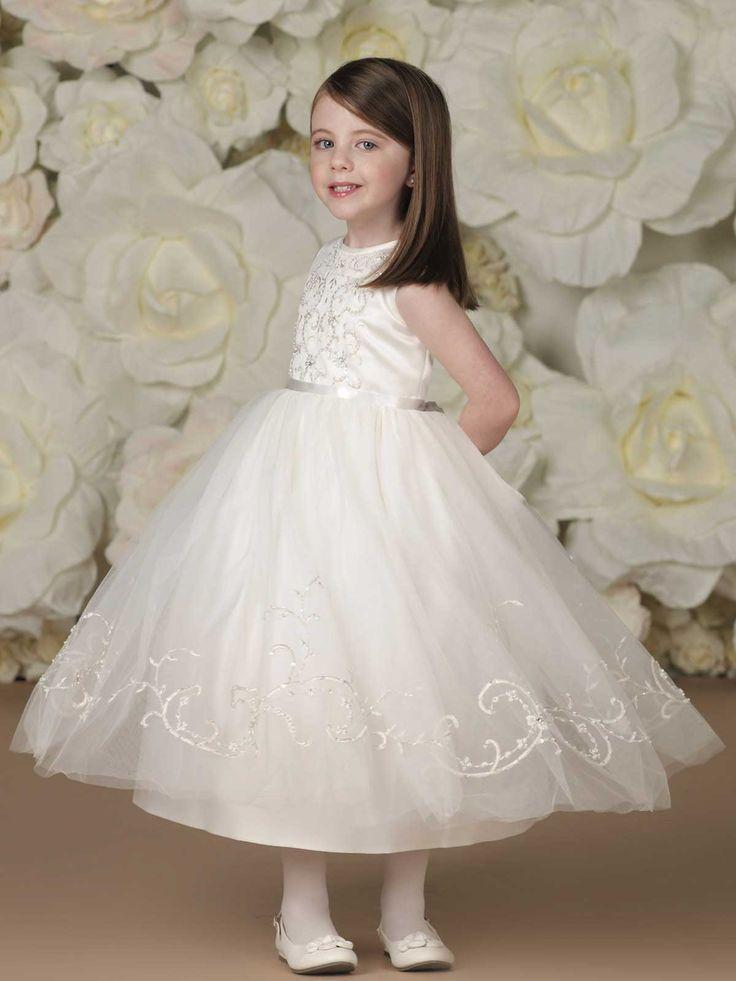 17 Best ideas about Designer Flower Girl Dresses on Pinterest ...