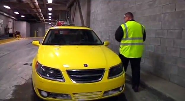 SAAB 9-5 friction tester helps keep Albany International Airport safe http://www.saabplanet.com/saab-9-5-friction-tester-helps-keep-albany-international-airport-safe/