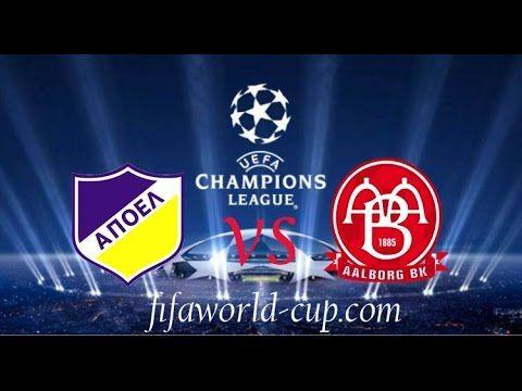 {Champions League™}{LIVE}   APOEL Nicosia vs.  AaB Aalborg Live Stream O...