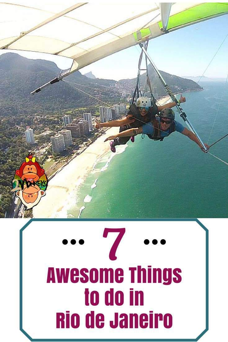 7 Awesome Things to do in Rio de Janeiro, Brazil. Rio de Janeiro, or the Cidade Marvilhosa to its local inhabitants, is a South American super-city of more than 14 million people, is a city of flair, style, history, culture, extravagance and elegance, all woven together with an inherent vibrancy and sensuality that can be felt nowhere else. Rio is a city where everything blends into everything else, the old and the new, the fast and the slow, the rich and the poor.