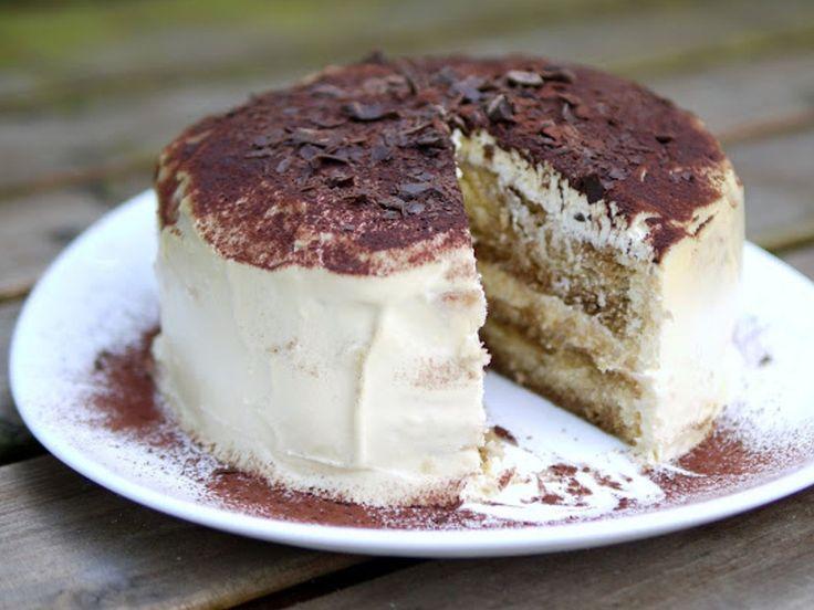 Tiramisu-Torte © Experimente aus meiner Küche