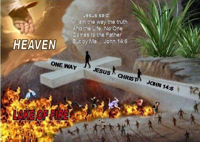 Anonymous Quote I Am The Way The Way The Truth And The: 1000+ Images About SALVATION: JESUS Is The ONLY WAY!! On