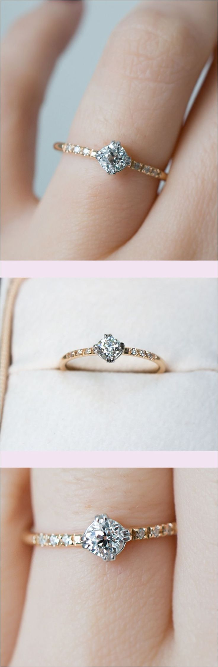 Perfect Simple And Minimalist Engagement Ring You Want To https://bridalore.com/2017/12/15/simple-and-minimalist-engagement-ring-you-want-to/