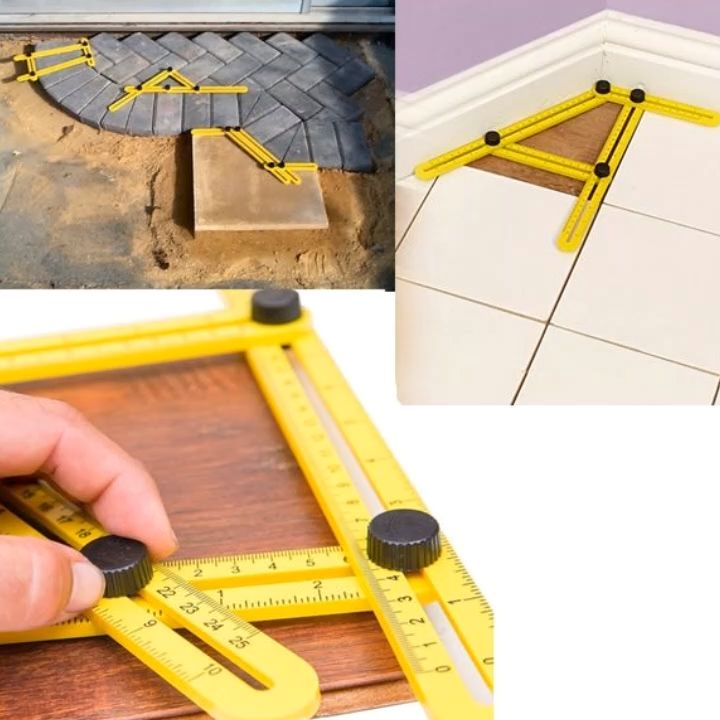 Shop Today>>70% OFF Templater-The ultimate template tool – makes perfect angled cuts every time!