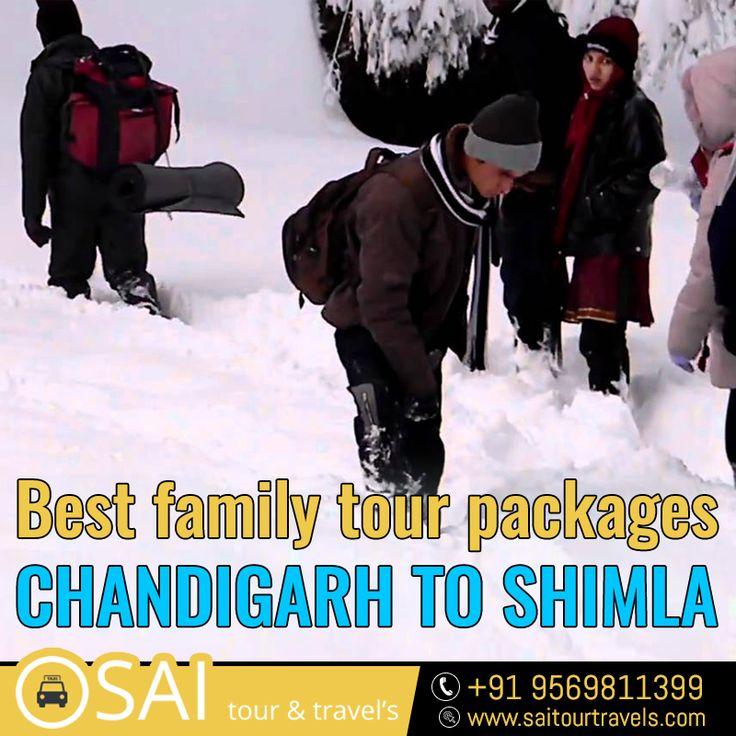 Grab Best Tour Discounts Visit: http://www.saitourtravels.com #Travel #Tours #Holiday #Vacations #Chandigarh #Shimla #Manali