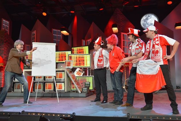 Jacek Gmoch przedstawi swój plan uzdrowienia piłki nożnej (fot. Ireneusz Sobieszczuk)