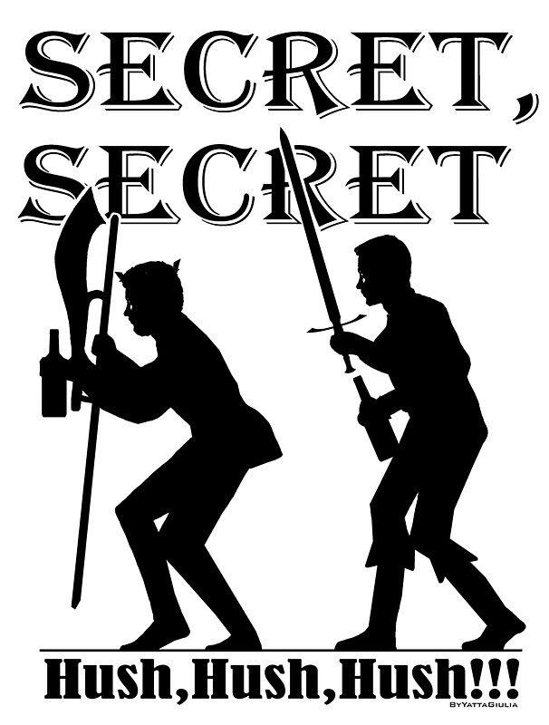Galavant - SECRET!! by Yatta Giulia