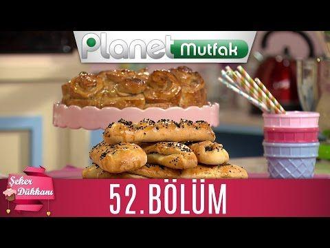 Muzlu Tarçınlı Çörekler   Şeker Dükkanı 52.Bölüm - YouTube