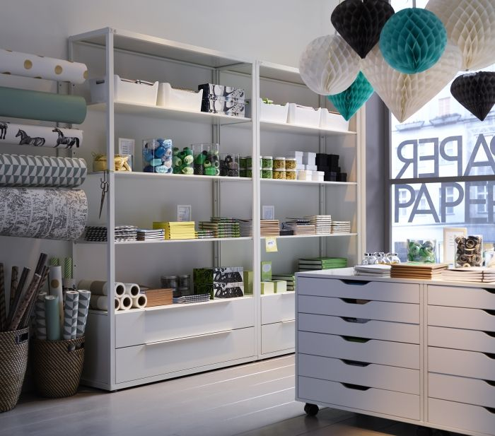 Aneboda Kledingkast Van Ikea ~ Ikea, Ikea drawers and Craft room storage on Pinterest