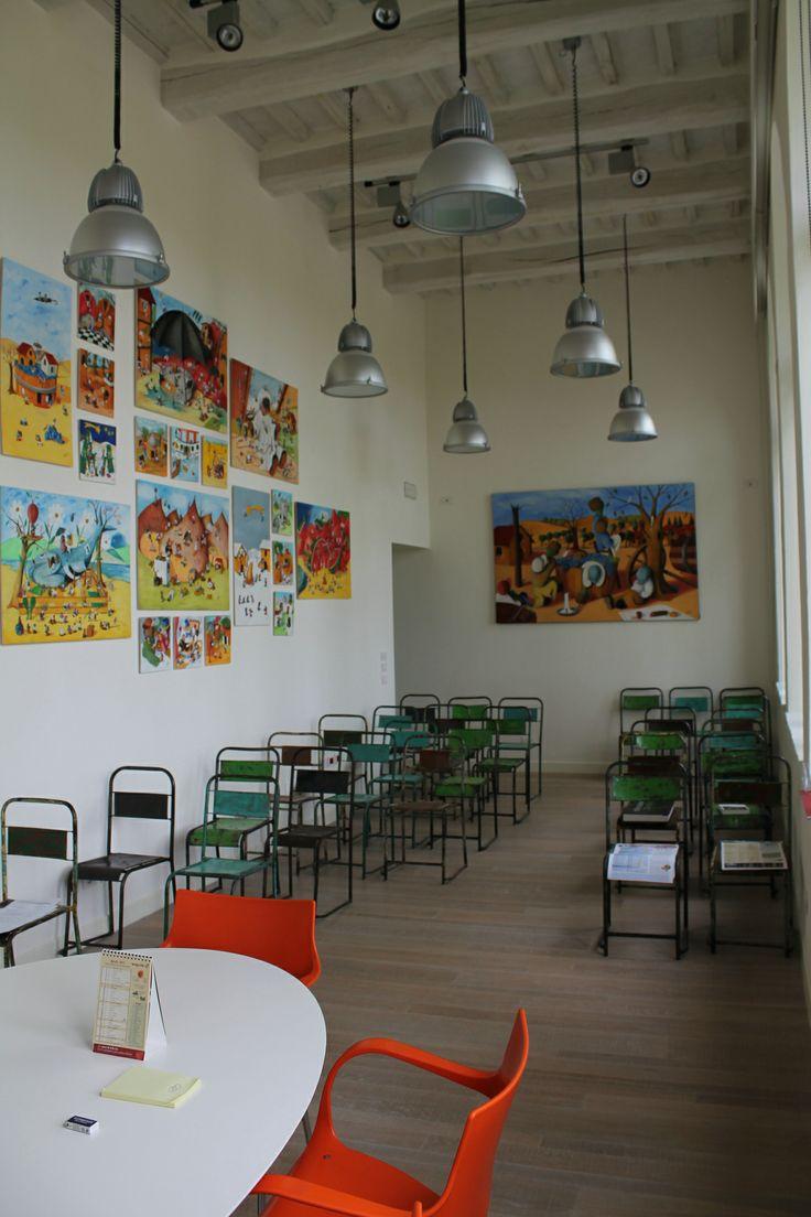 La nostra sala riunioni. :) #design #arredamento #architecture