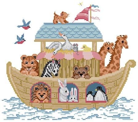 Noah's Ark by Sudberry House